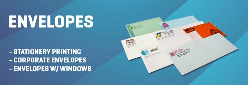 Los Angeles Envelope Printing