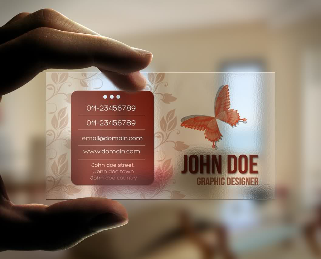 4 advantages of plastic business card printing