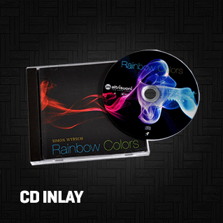 cd inlay printing los angeles