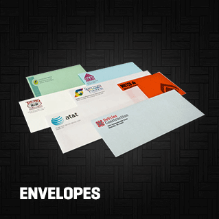 envelope printing los angeles