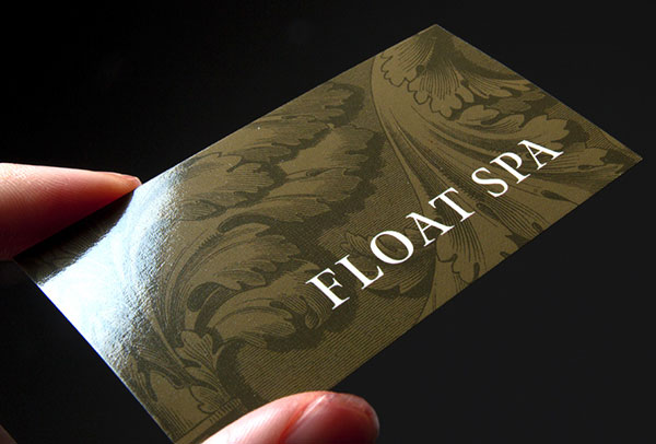 Glossy business cards outshines every type of business card colourmoves